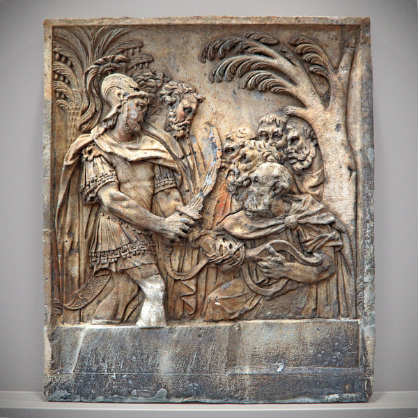 3d old relief - Relief 001 High res... by Andromeda_vfx