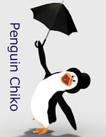 3d character chiko model