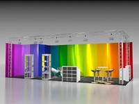 Colors Booth