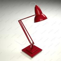 3d huge lamp