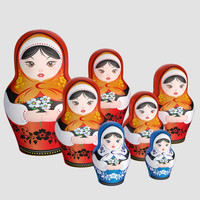 Matrioschka russian doll