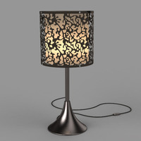 table lamp 3ds