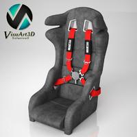 Car Seat WRC sparco