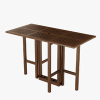 mallorka table 3d 3ds