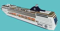 msc opera 3ds