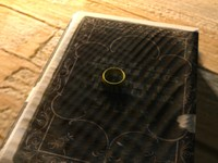 3d model scene ring