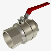 maya pipe valve