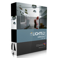 CGAxis Models Volume 16 Lights II LXO