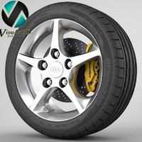 Wheel Kia 5