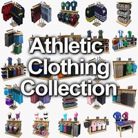 Athletic Clothing Collection