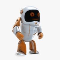 3d nice robot