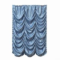 austrian curtain 3d max