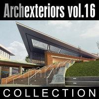 archexteriors vol 16 scenes 3d model