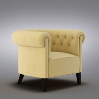 Pottery Barn - Ascot Armchair