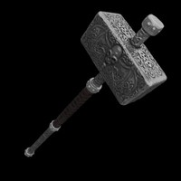 Cheap Medieval Hammer