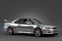 Nissan SkyLine R34 GTR