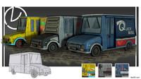 maya 3 trucks