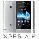 Sony Xperia P 3D models