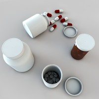Medicine Bottle Pack