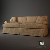 3d sofa baker 879-90