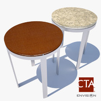maya modern end table