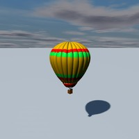 3ds hot air balloon