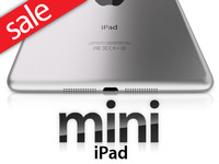 3d model of ipad mini prototype