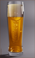 3d model mug glass