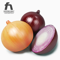 3d onion