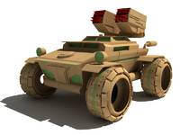 rocket launcher mobile 3ds