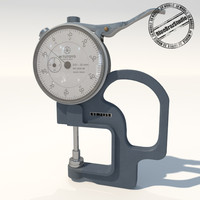 Dial Thickness Gauges