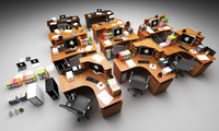 Offices desks