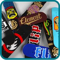 max skate skateboard deck