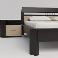 HD Bed model 1