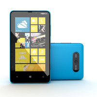 Nokia Lumia 820 Blue