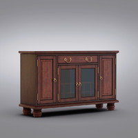 3d pottery barn - andover model