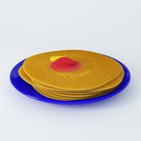3ds max pancake