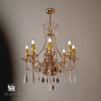 3d model chandelier banci