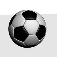 free max model football ball
