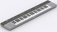 Yamaha PS-55 Keyboard