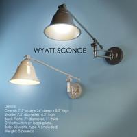Wyatt Sconce