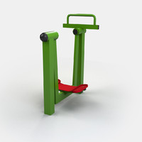Outdoor Gym Pendulum