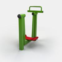 Outdoor Gym Pendulum