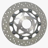 3d rotor brake disc assembly