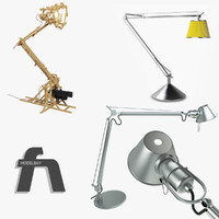 Detailed Lamp Collection