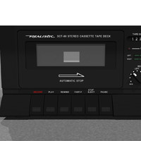 cinema4d tape deck