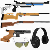 Olympic Shooting Equipment