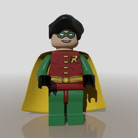 max batman robin