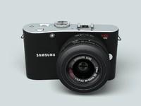 3d samsung nx100 camera