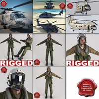 US Navy Helicopters Collection V2